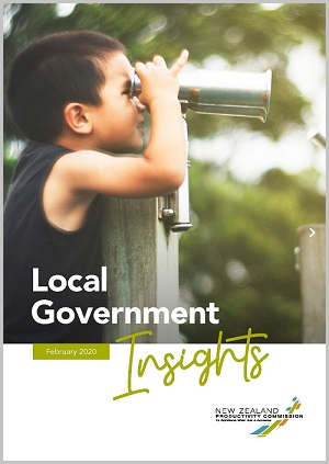 Local government insights