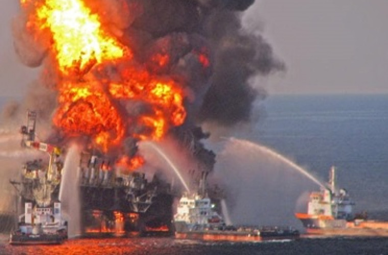 The 2010 Deepwater Horizon platform fire