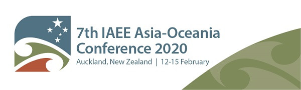 IAEE conference logo